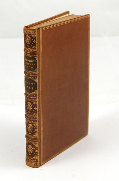 The Life of Mr. Jonathan Wild the Great. A New Edition with Considerable Corrections and Additions. HENRY FIELDING.