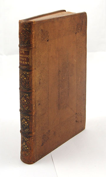 Poems upon Several Occasions. GEORGE GRANVILLE, BARON LANSDOWNE.