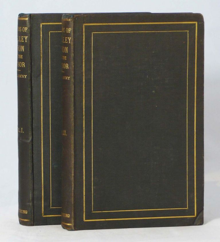 Records of Shelley, Byron, and the Author. EDWARD JOHN TRELAWNY.
