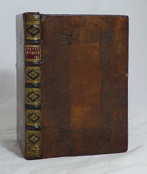 Memoires Relating to the State of the Royal Navy of England . . SAMUEL PEPYS.