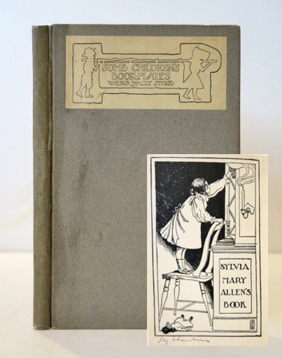 Some Children's Book-Plates: An Essay in Little. WILBUR MACEY STONE.