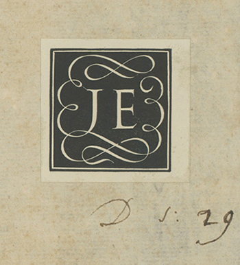 State Tracts: Being a Collection of Several Treatises Relating to the Government. Privately Printed in the Reign of K. Charles II. JOHN: HIS COPY EVELYN.
