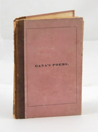 Poems. RICHARD HENRY DANA, SR.