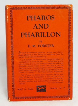 Pharos and Pharillon. EDWARD MORGAN FORSTER