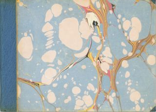 On Improvements in Marbling the Edges of Books and Paper: A Nineteenth Century Marbling Account Explained and Illustrated with Fourteen Original Marbled Samples. RICHARD WOLFE.