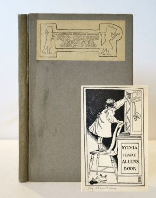 Some Children's Book-Plates: An Essay in Little. WILBUR MACEY STONE