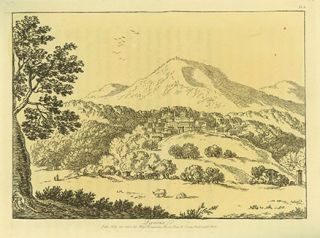 A Description of Latium or La Campagna de Roma. With Etchings by the Author.