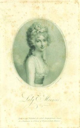 Poems. By Lady Manners. LADY CATHERINE REBECCA MANNERS