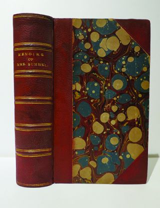Memoirs of the Late Mrs. Sumbel, Late Wells; Of the Theatres-Royal, Drury-Lane, Covent-Garden, and Haymarket. Written by Herself.
