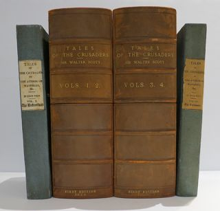 """Tales of the Crusaders. By the Author of """"Waverley, Quentin Durward,"""" &c."""
