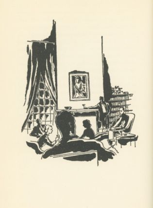 The Hour. With Illustrations by William Barss.